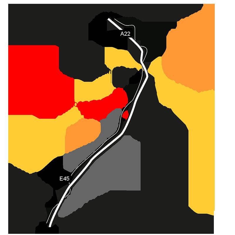 Anreise Gasthof Silbergasser
